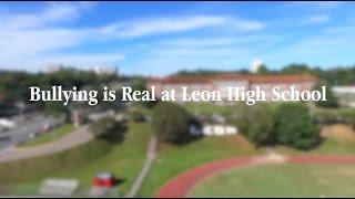 Bullying is Real at Leon High School - Robert Skrob
