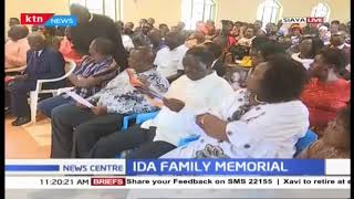 Raila Odinga attends 60th anniversary of Dr. Nehemiah Oyoo