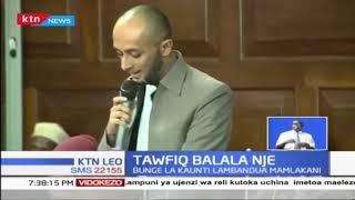 Bunge la Kaunti ya Mombasa limeipitisha hoja ya kumbandua ofisini Waziri Tawfiq Balala