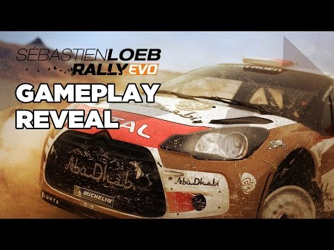 PS4 Gameplay Reveal - Sebastian Loeb Rally Evo thumbnail
