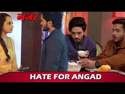 Nazar: Ansh Builds Hatred For Angad, Warns Piya To Stay Away  Star Plus