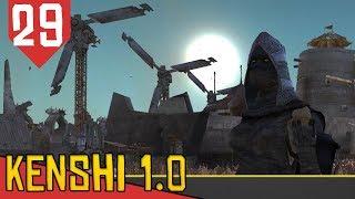 Fazendo a LIMPA na Cidade - Kenshi 1.0 #29 [Série Gameplay Português PT-BR]