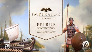 Imperator: Rome - Epirus Content Pack Youtube Video