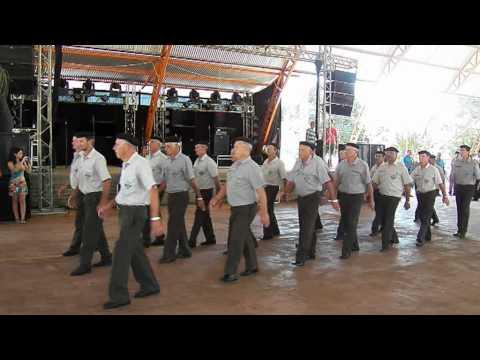 Desfile dos reservistas em homenagem aos 50 anos de Maximiliano de Almeida - Parte 3