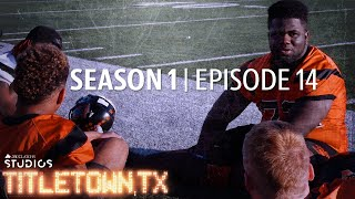 Titletown, TX, Season 1 Episode 14: They Call Him Big Game James