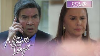 Divina and David are desperate to get the marriage certificate | Nang Ngumiti Ang Langit Recap