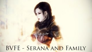 TES V - Skyrim Mods: BVFE - Serana and Family