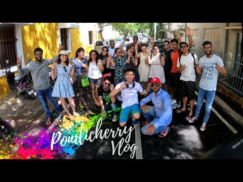 Download Top 5 places to visit in PONDICHERRY | Pondicherry VLOG HD Mp4 3GP Video and MP3