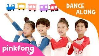 Choo-Choo Train   Dance Along   Pinkfong Songs for Children