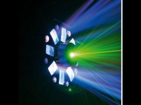 La migliore luce da discoteca