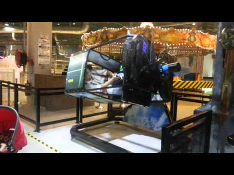 Fighter Jet Simulator at ioi City Mall