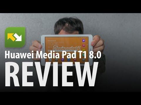 Huawei MediaPad T1 8.0 : Review