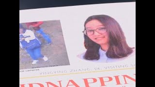 Parents of Missing Chinese Scholar Ask for Help