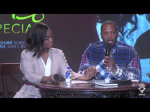 """5 Keys for Before and After ""I Do"" - Touré Roberts & Sarah Jakes Roberts"