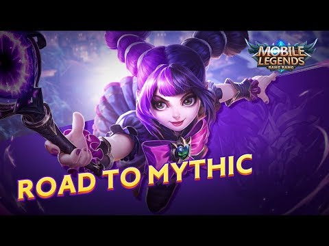 Road to Mythic | Little Witch | Lylia | Mobile Legends: Bang Bang!