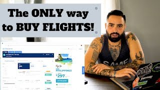 How to buy cheap flights 101!