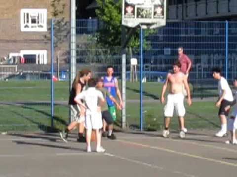 Streetball at Castlehaven