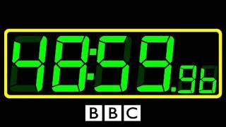 1 Hour (60 Minutes) Countdown (Digital Stopwatch Version , Remix BBC Countdown , 25FPS)