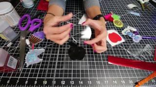 How To Make An Acrylic Keychain Using Vinyl, Acrylic Keychain Blank How To Video