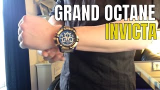 Invicta Watches Review : Invicta Grand Arsenal Watch