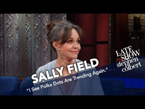 Sally Field Sees Parallels Between Today's Protests And The Sixties