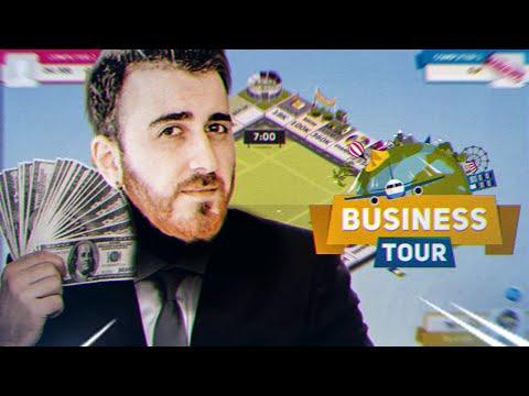 TÜM MEKANLARI KAPATTIK 🏦! (Business Tour)