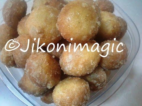 Kenyan Kaimati | Liquaimat Recipe | Jikoni Magic