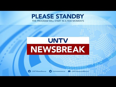 [UNTV]  UNTV News Break | Live | August 24, 2020 | 9:30 AM
