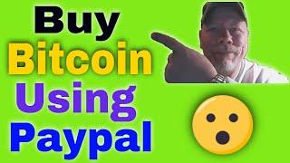 Kaufen Sie Bitcoin mit Paypal Mastercard