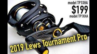 2019 Lews High End REEL Comparison  (Part 1)  Lews Tournament Pro Best for the $$$?