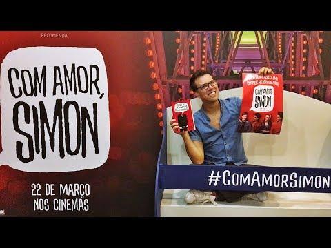 LGBTCINE #35 | COM AMOR, SIMON (PRÉ-ESTREIA)