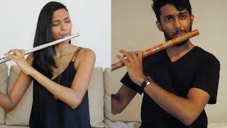 New Rules   Dua Lipa Flute Cover | COLLAB