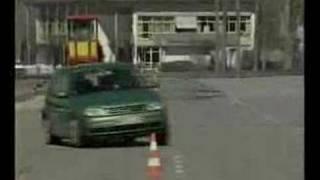 Golf IV V6 Motorvision Elchtest