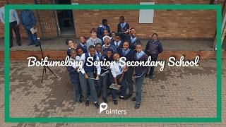 Boitumelong Senior Secondary School — Johannesburg | Tembisa| Pointers Travel