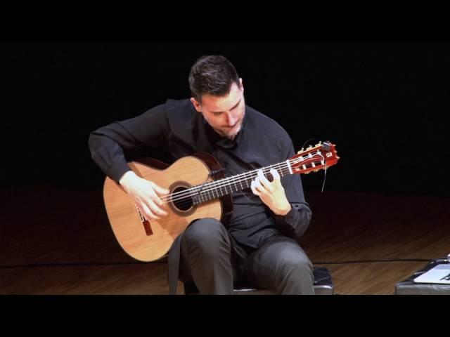 """""""Soniquete"""". Carlos Piñana, guitarra. Miguel Ángel Orengo, percusión"""