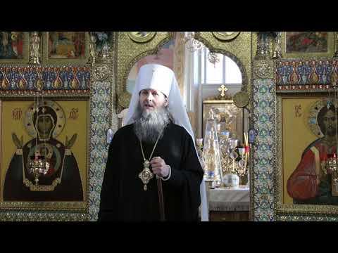 Митрополит Даниил в праздник Рождества вручил детям из воскресных школ памятные подарки
