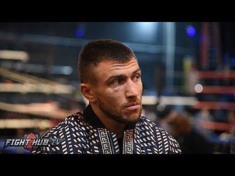 Full Vasyl Lomachenko vs Guillermo Rigondeaux Post Fight Press Conference