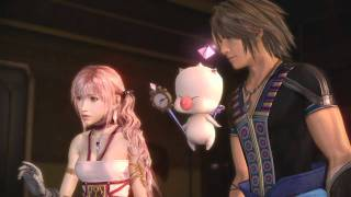FINAL FANTASY XIII-2 - Time Travel