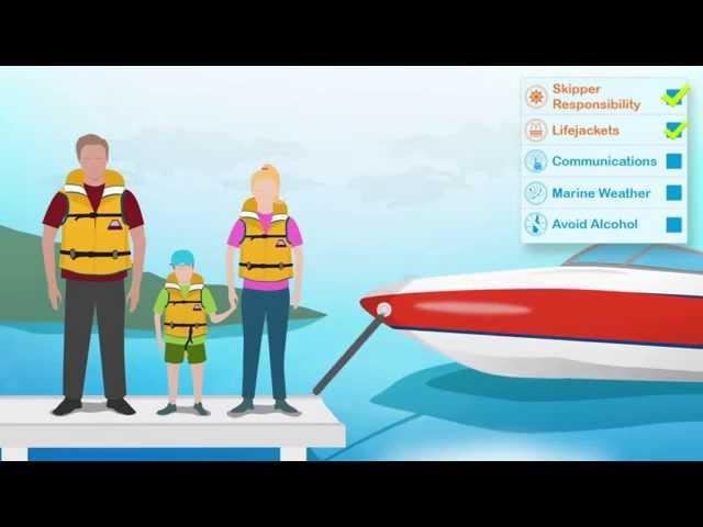 New Zealand – Safer Boating Tips