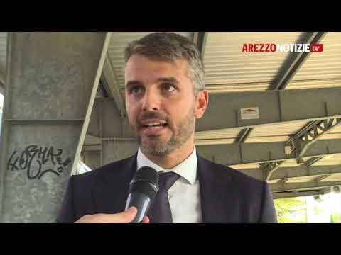 Arezzo-Pianese 1-1, intervista al dg Riccardo Fabbro