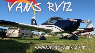 VANS RV 12 light sport aircraft review by Dan Johnson - Part II