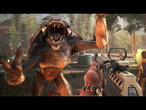 Gameplay de Earthfall