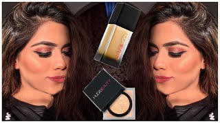 HUDA BEAUTY FAUX FILTER FOUNDATION / EASY BAKE POWDER - WORTH THE HYPE?!