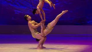 Chinese acrobatic theatre to make Finland debut