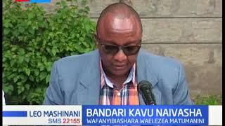 KNCCI laanzisha mchakato wa mwezi mzima ya kuhamasisha wananchi manufaa ya SGR
