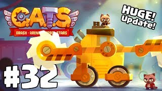 * ULTIMATE* UPDATE BIGGEST EVER! | C.A.T.S | Crash Arena Turbo Stars Gameplay Part 32