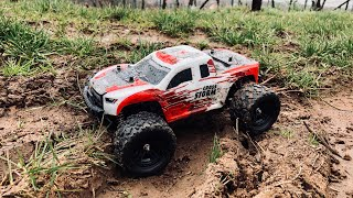 Revell Control Cross Storm - Outdoor Test & Unboxing 24830 X-Treme RC Truggy