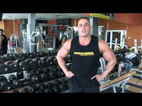 Ćwiczenia na mięśnie łydek w siłowni