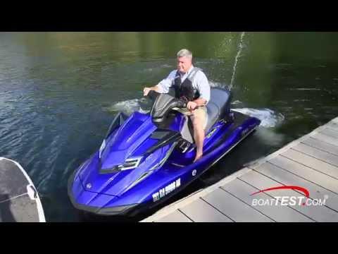 2018 Yamaha VX Cruiser HO in Hutchinson, Minnesota