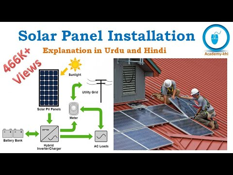 Solar System Installation